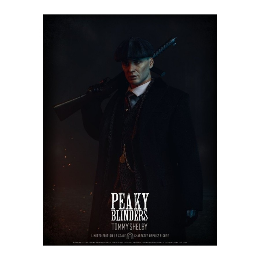 FIGURA PEAKY BLINDERS TOMMY SHELBY 1/6